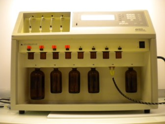 Un synthétiseur d'oligonucléotides