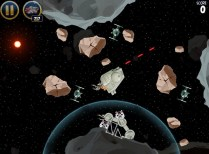 Angry Birds Star Wars Escape from Hoth est disponible !