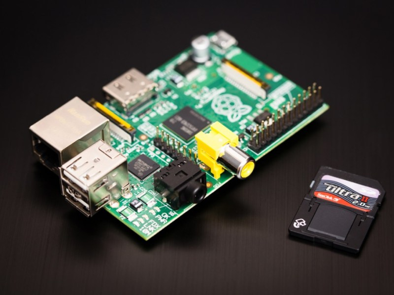 Plus d'un million de Raspberry Pi vendus