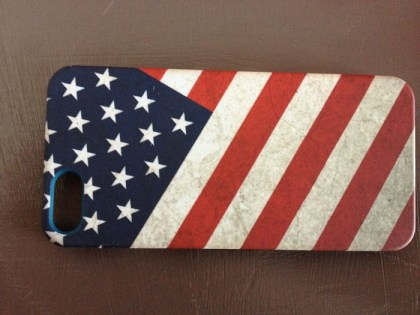 Concours : Coque pour iPhone 5 – Drapeau Américain avec Proporta