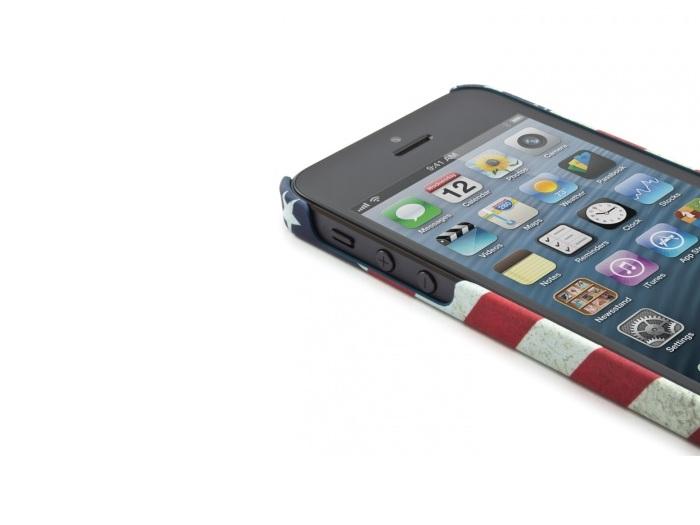 Concours : A gagner une coque pour iPhone 5 – Drapeau Américain avec Proporta [Terminé]