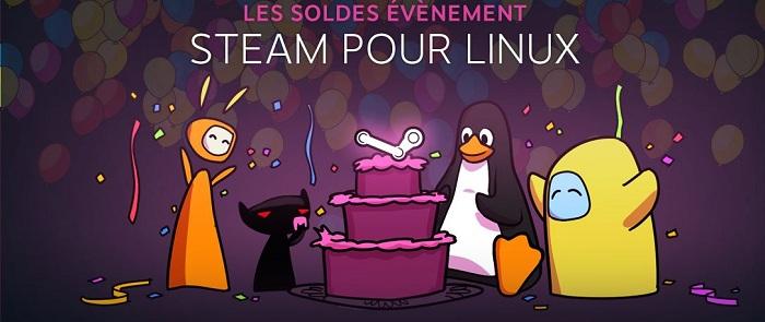 Steam pour Linux est disponible pour tous !