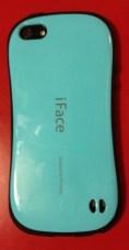 iFace Iphone 5 avec l'iPhone 5