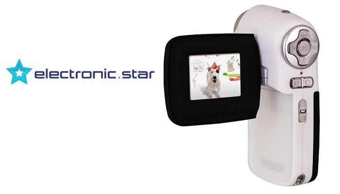 Concours Electronic Star : Une caméra vidéo à gagner [Terminé]