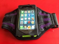 Voici l'iPhone en place