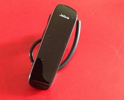 Test de l'Oreillette Bluetooth Jabra EASYGO