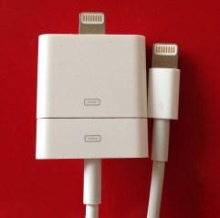Comparatif avec un câble lightning classique