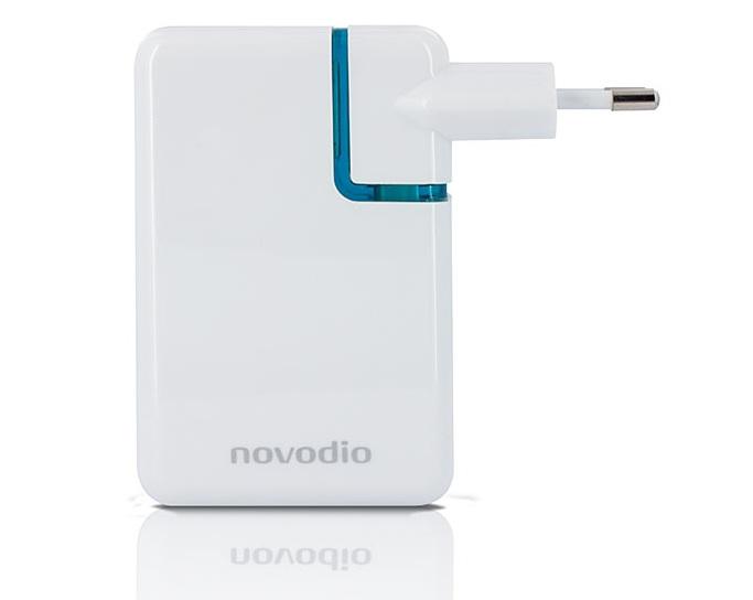 Test du Novodio Dual USB Fast Charger + Concours