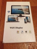 Test du dongle HDMI wifi HD 1080p Miracast + Concours