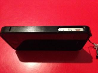 Test du Bumper iPhone 4S / 4 Capdase Alumor + Concours