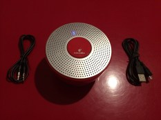 Test du Novodio Shower Buetooth Speaker + Concours