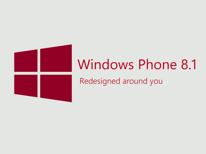 J'ai testé Windows Phone 8.1