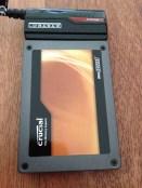 Test d'un adaptateur USB 3.0 pour disques durs SATA