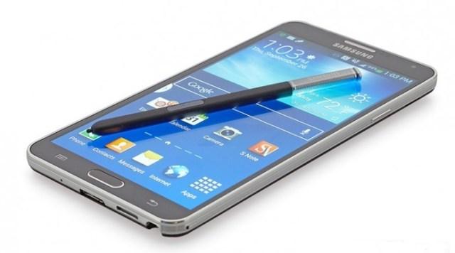 Galaxy Note 4 plus cher que le Note 3