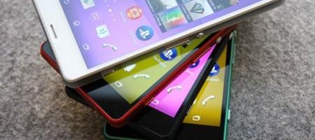 IFA 2014 , Sony prévoit sortir 3 versions de l'Xperia Z3