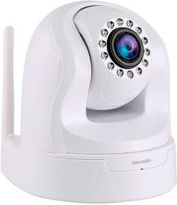 Test : Novodio SmartCam HD+ : Caméra IP HD 960p Wifi Motorisée + Concours