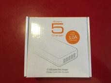 Test du Novodio Smart5 Charger & Concours !