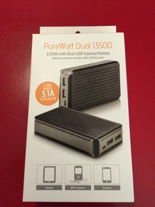 Test du Novodio PureWatt Dual 13500