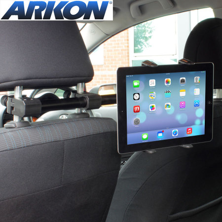 Test du support appui-tête voiture pour tablettes – Arkon TAB3-RSHM