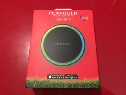 Test de la lumière de Jardin MiPow Playbulb Garden
