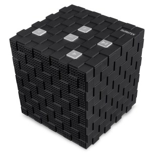 Test de l'enceinte bluetooth AVANTEK Cube Magique