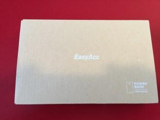 Test de la batterie externe EasyAcc Monster de 20000mAh
