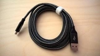 Test des câbles micro USB de TechElec
