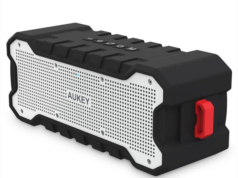 Test de l'enceinte Bluetooth SoundTank d'Aukey