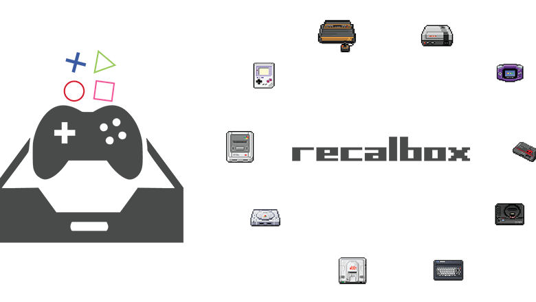 Avec RecalBox et un Raspberry Pi fabriquez une console de rétrogaming !