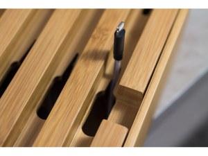 Test de la Novodio Ze Box Bamboo : une station de charge avec 6 ports USB