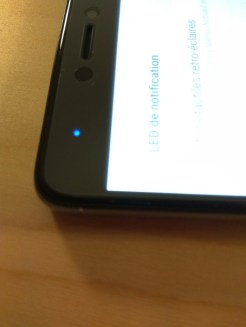 Test du smartphone Xiaomi Redmi Note 4X