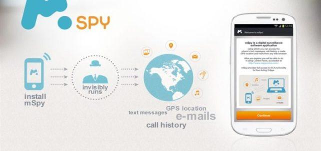 Comment peut-on espionner les SMS à distance avec mSpy ?