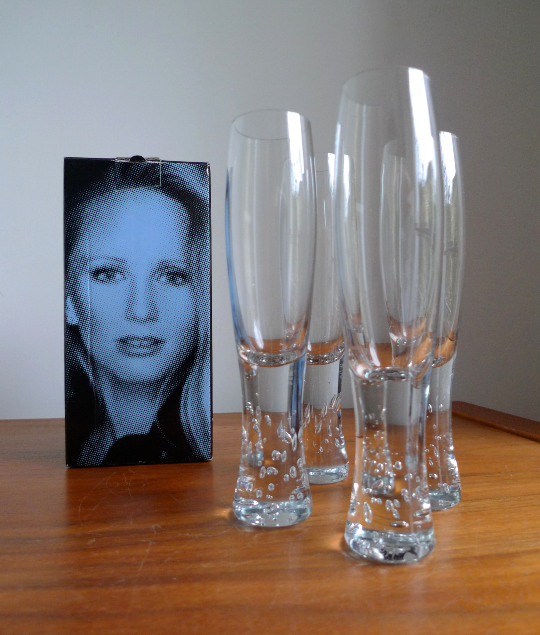 Habitat Quot Vip Quot Range Champagne Glasses By Tanya Streeter Place Called Space