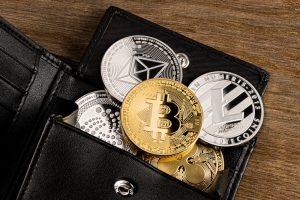 portefeuille de crypto-monnaies
