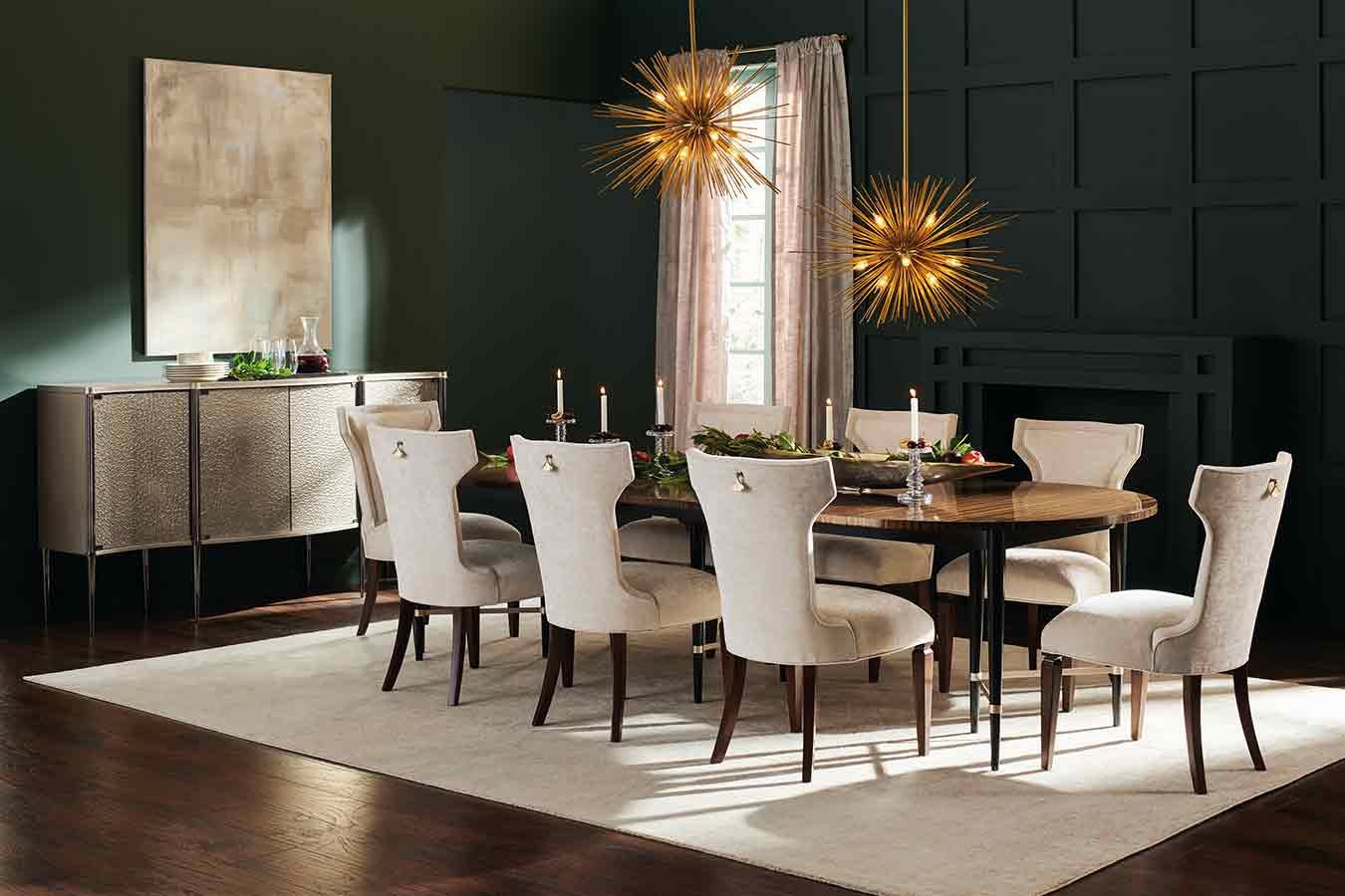 Dining Room Furniture Contemporary Luxury Exclusive Modern