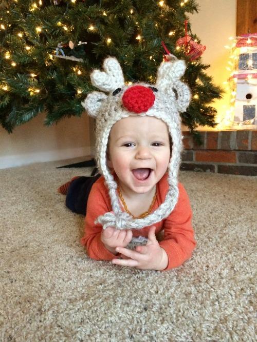 Reindeer hat 4