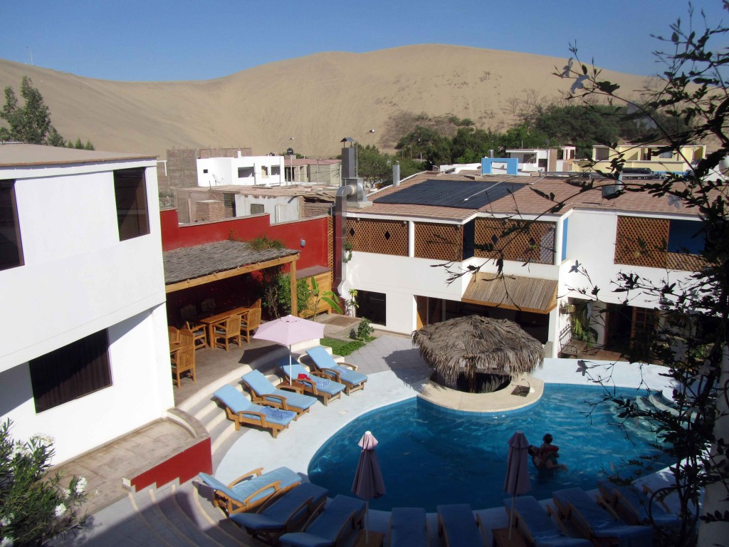 Hotel Villa Jazmin Ica