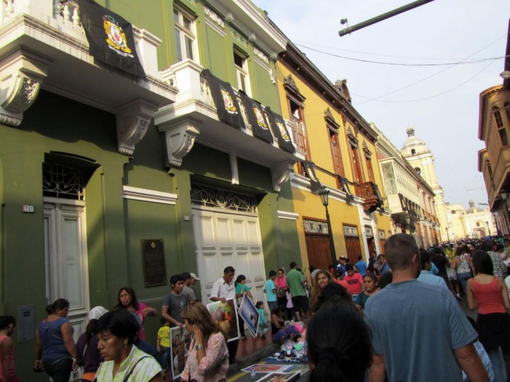 Semana Santa en Lima placeOK