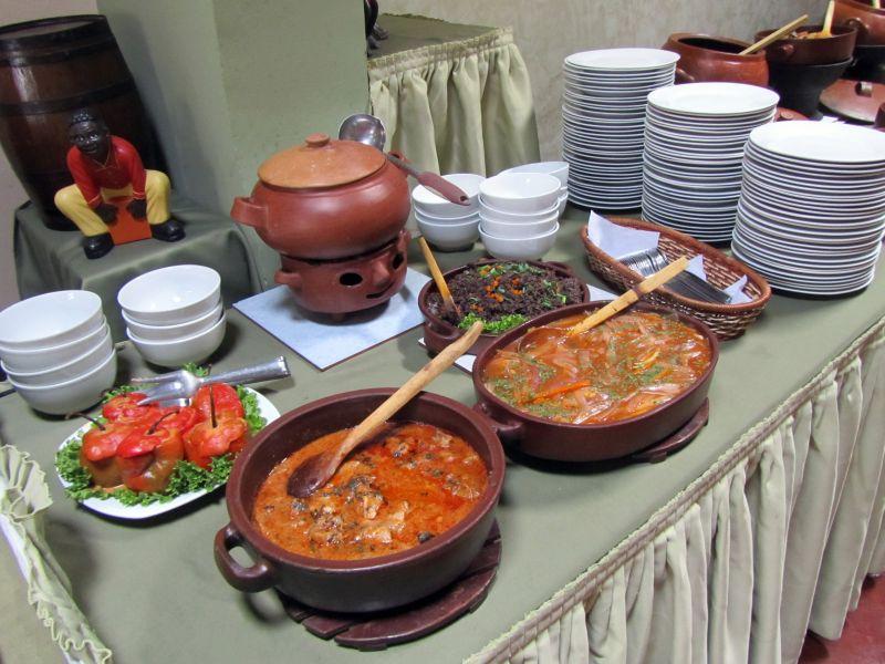 Comida criolla peruana placeOK