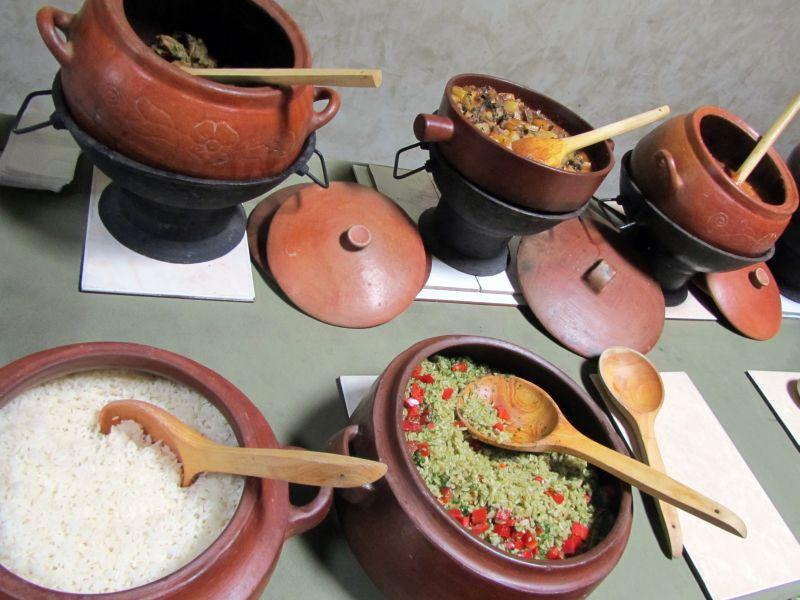 Comida criolla Restaurant El Embrujo