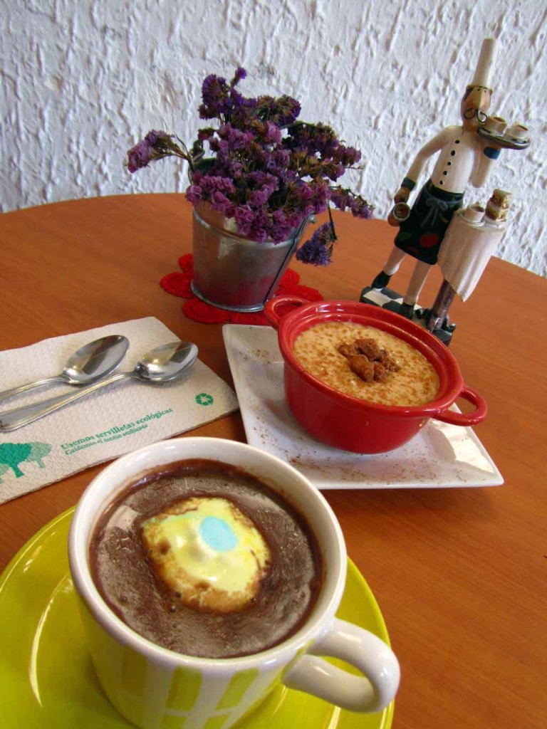 postres cocina peruana