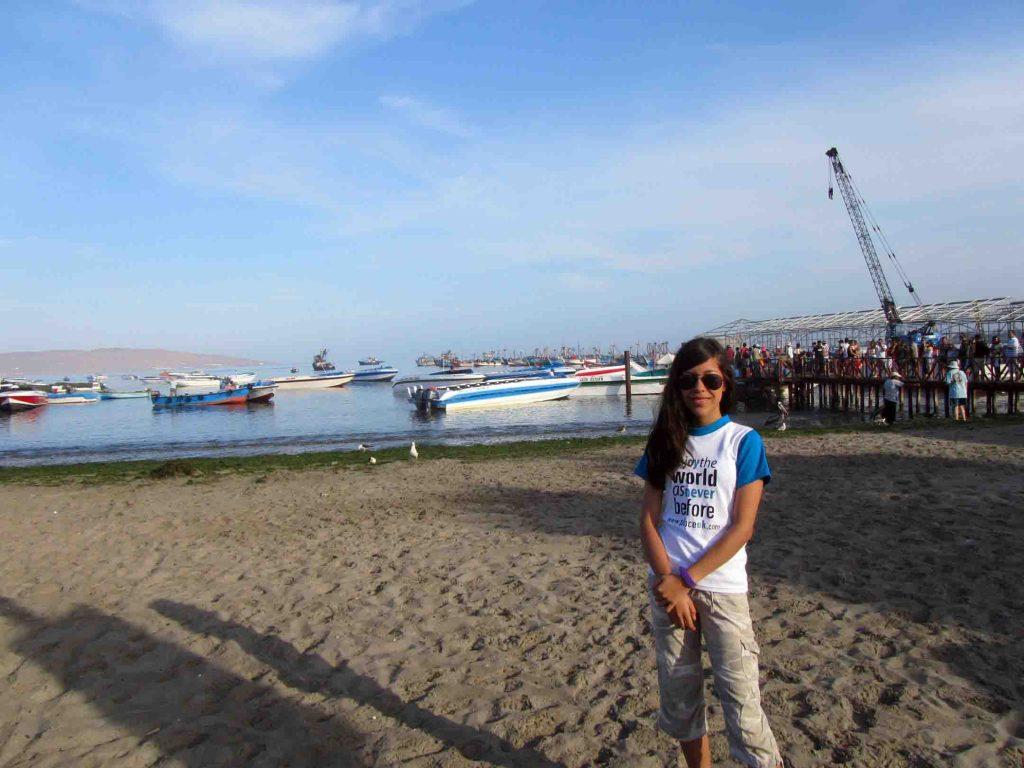 Bahía de Paracas Puerto El Chaco