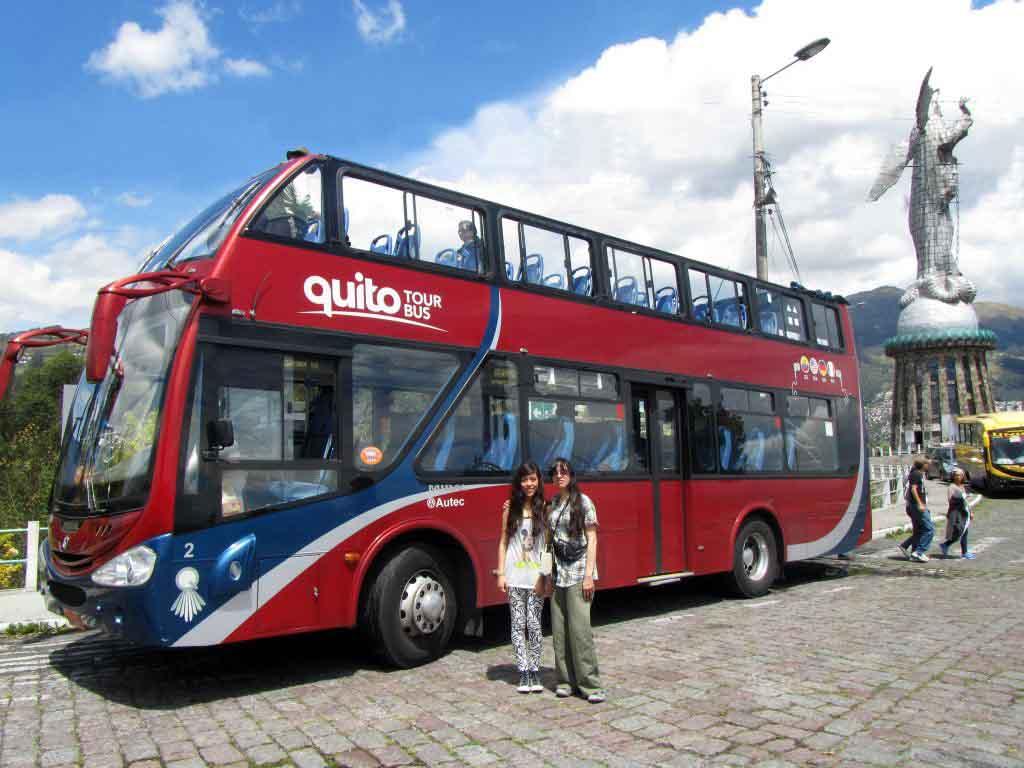 Quito Ecuador blogtrip