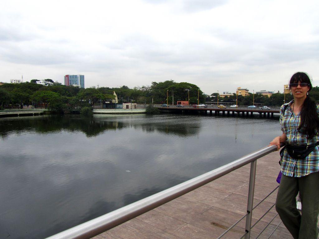Malecón del Salado Guayaquil Ecuador