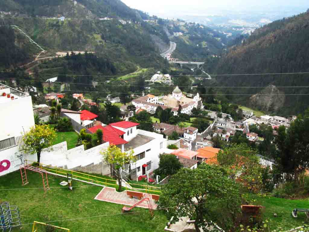 Quito viewpoints
