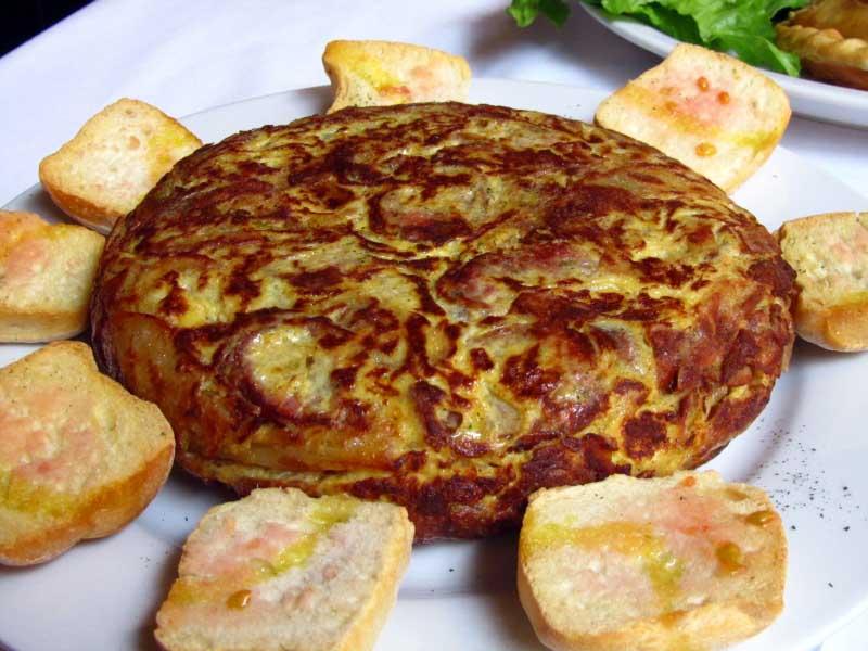 tortilal española