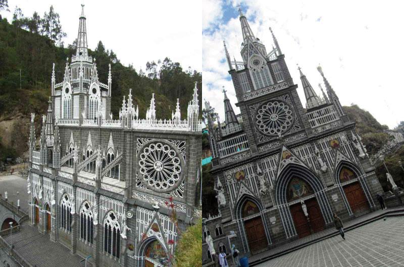 Santuario de Las Lajas