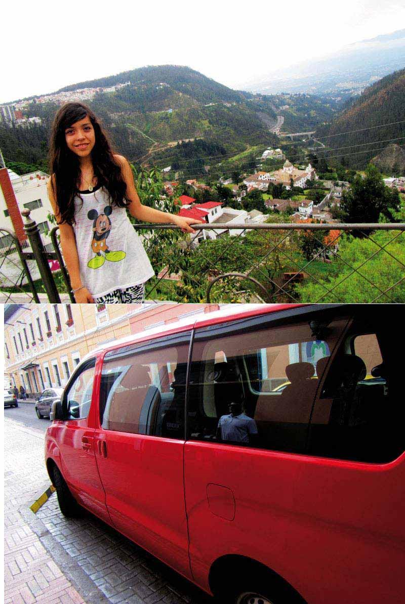 agencia de viajes en ecuador