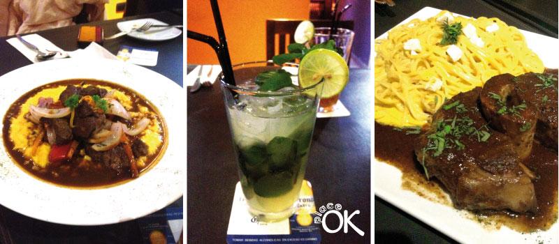 comida peruana placeOK