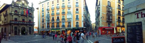 first time in spain